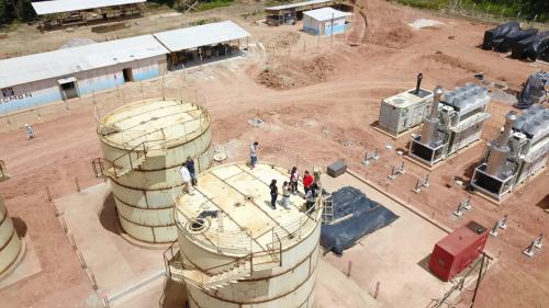 Usina vai duplicar fornecimento de energia em Autazes (AM)