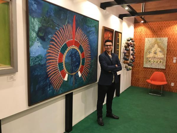 Galeria 'Manaus Amazônia' evidencia obras de artistas regionais na Casamazônia