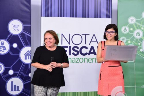 Vencedores do 48º Sorteio da Campanha Nota Fiscal Amazonense