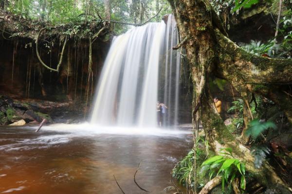 Temporada de pesca esportiva na RDS do Uatumã é um dos destinos para turismo sustentável