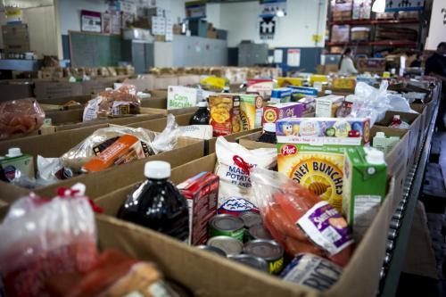 Defensoria abre postos de coleta para receber alimentos para venezuelanos
