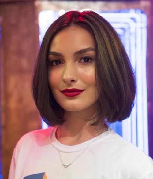 Mudança! Mariana Moschen será a filha de Maria da Paz em 'A Dona do Pedaço'