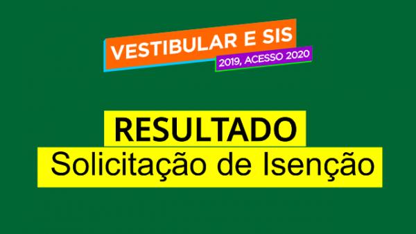 UEA divulga lista de isenção da taxa do Vestibular e SIS 2019, acesso 2020