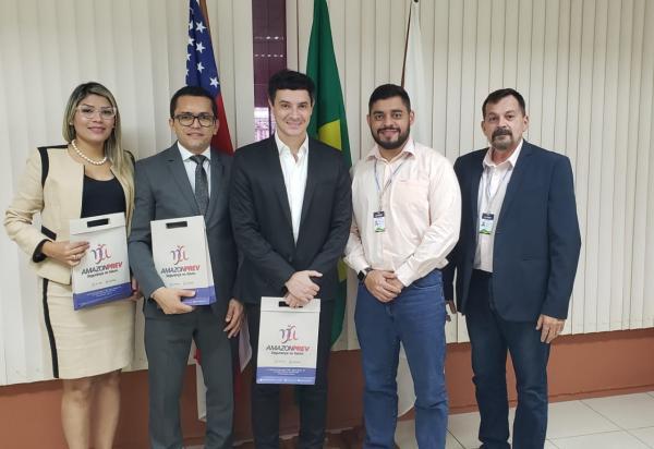 Previdência de Roraima busca exemplo de gestão da qualidade da Amazonprev