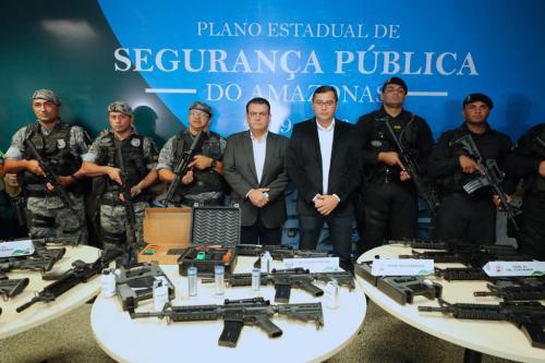 Wilson Lima transfere sede do governo para Tabatinga dia 27