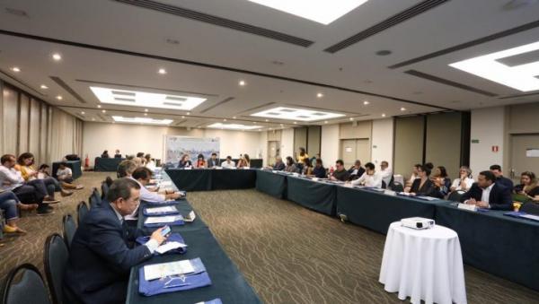Prefeito de Manaus palestra na Semana do Clima da América Latina e Caribe
