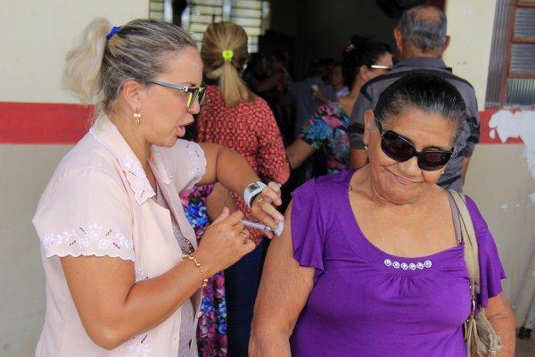 Divisa fará ação de combate à febre amarela em comunidades do Rio Tapajós