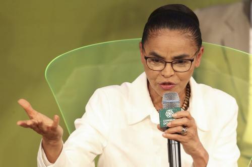 Queimadas sempre ocorreram, mas nunca incentivadas por discurso de um presidente, diz Marina