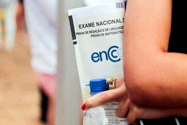 Gabarito do Encceja será divulgado dia 6 de setembro
