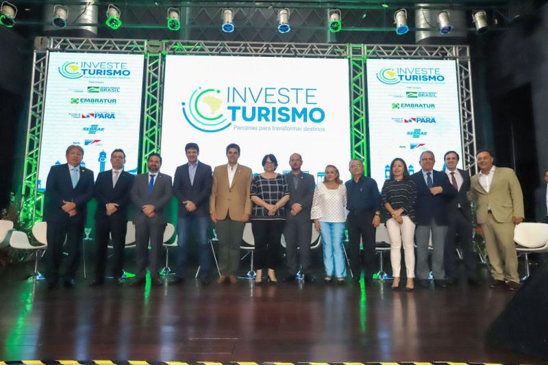 Pará recebe programa Investe Turismo