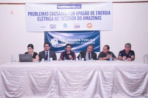 Justiça é acionada para Amazonas Energia pagar multa diária de R$ 1 milhão
