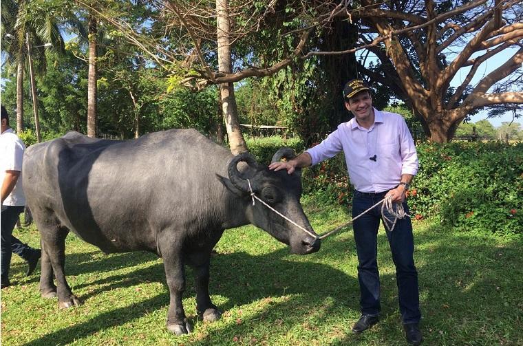 Ministro do Turismo visita Ilha de Marajó para identificar potenciais