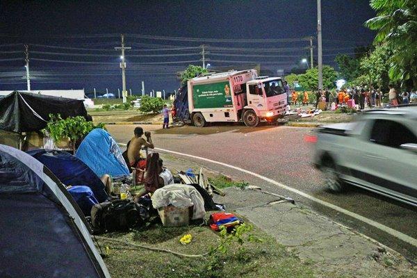 Operação Acolhida inicia reordenamento de venezuelanos na rodoviária de Manaus
