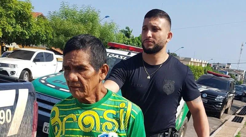 Polícia prende idoso acusado de estuprar vizinha desde os 6 anos, em Belterra