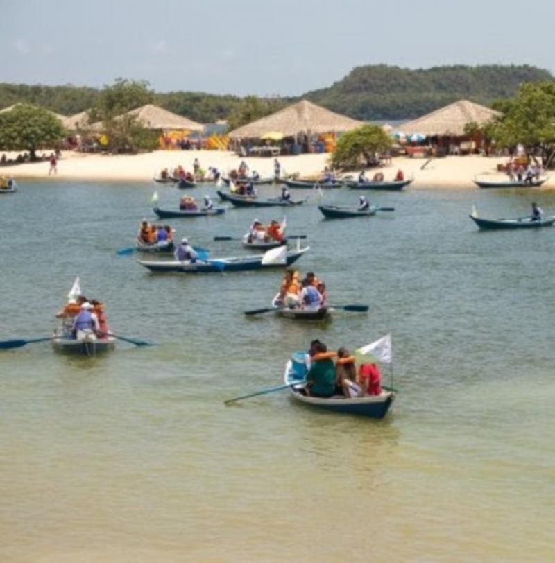 Belezas e cultura de Santarém são destaques em Feira Cultural no RJ