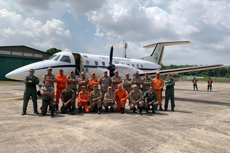 Bombeiros lançam 'Operação Fênix' de combate às queimadas do Pará