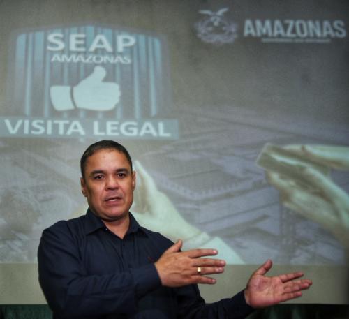 Seap lança aplicativo para agendamento de visitas nos presídios de Manaus