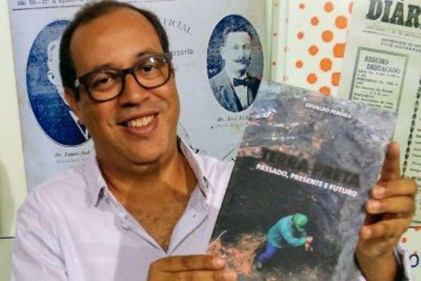 História sobre a terra preta de Santarém chega à 23ª Feira do Livro