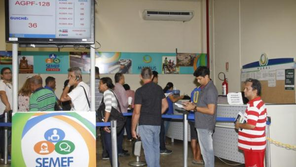 Pedidos de isenção do IPTU iniciam nesta segunda (2), em Manaus