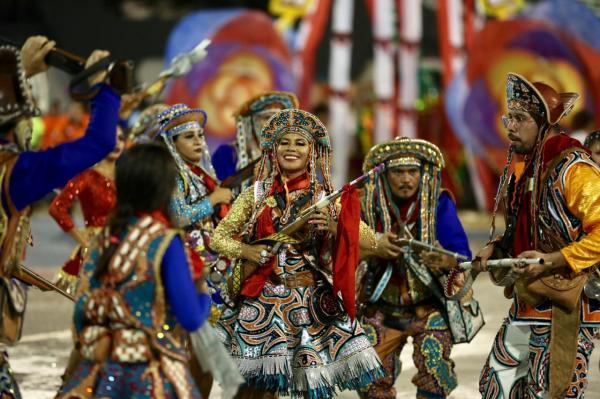 SEC divulga campeões da 'Categoria Ouro' do 63º Festival Folclórico do AM