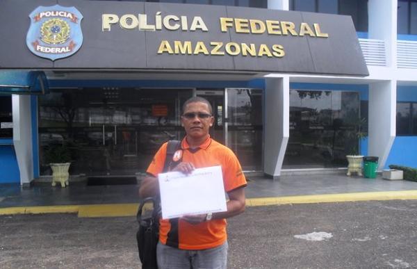 Anderson Sousa manda Câmara cassar vereador que o denunciou a Polícia Federal
