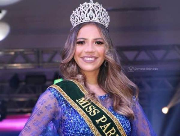 Anna Beatriz vai representar Parintins no Miss Amazonas 2020