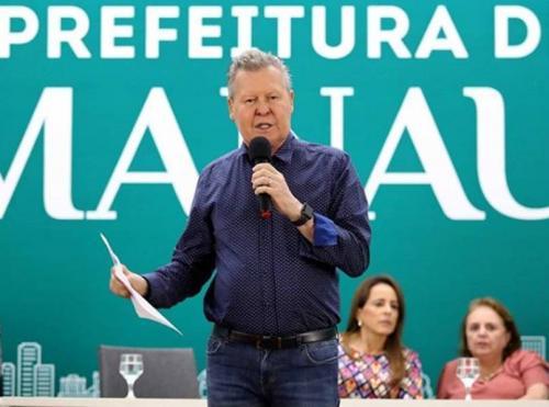Prefeito Arthur Neto abre o 1º Fórum das Cidades Amazônicas nesta quinta (05)