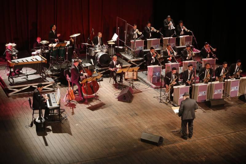 Amazônia Jazz Band se apresenta em Belém, em homenagem à Independência do Brasil