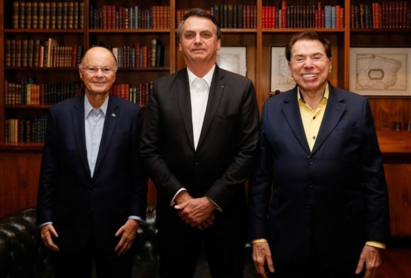 Bolsonaro presta homenagem aos Estados Unidos no 7 de setembro