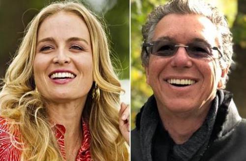 Angélica e Boninho vão atuar em 'A dona do pedaço'
