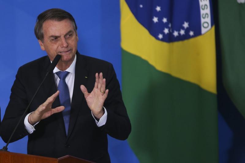 Bolsonaro é internado neste sábado (7) para realizar cirurgia