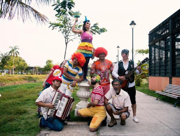 Banda Di Bubuia canta no Passo a Paço neste domingo (8)