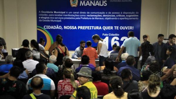 Prefeitura promove Mutirão de Renegociação de Dívidas no Procon Manaus