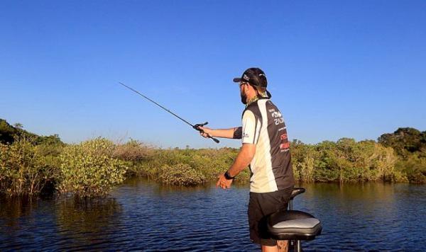 Temporada de Pesca esportiva atrai turistas e movimenta economia do AM