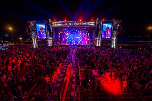 Mais de 201 mil pessoas prestigiaram o Festival Passo a Paço 2019