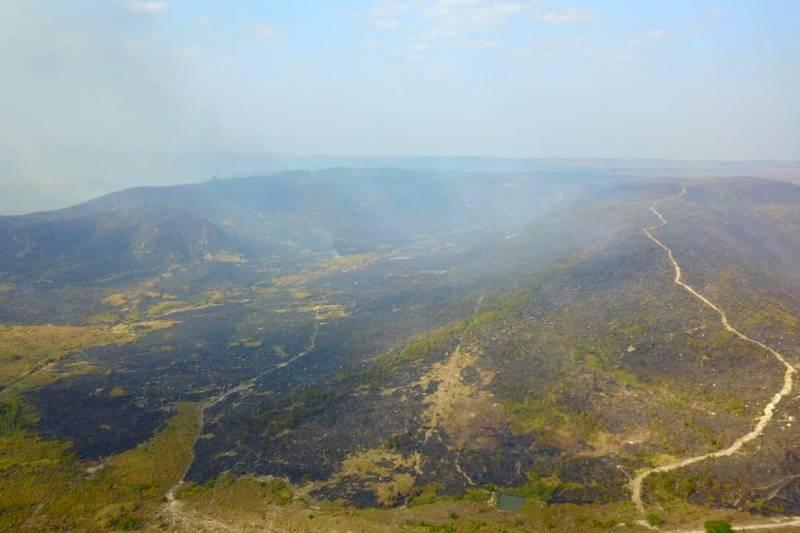 Ações dos bombeiros previnem incêndios no Sudoeste do Pará