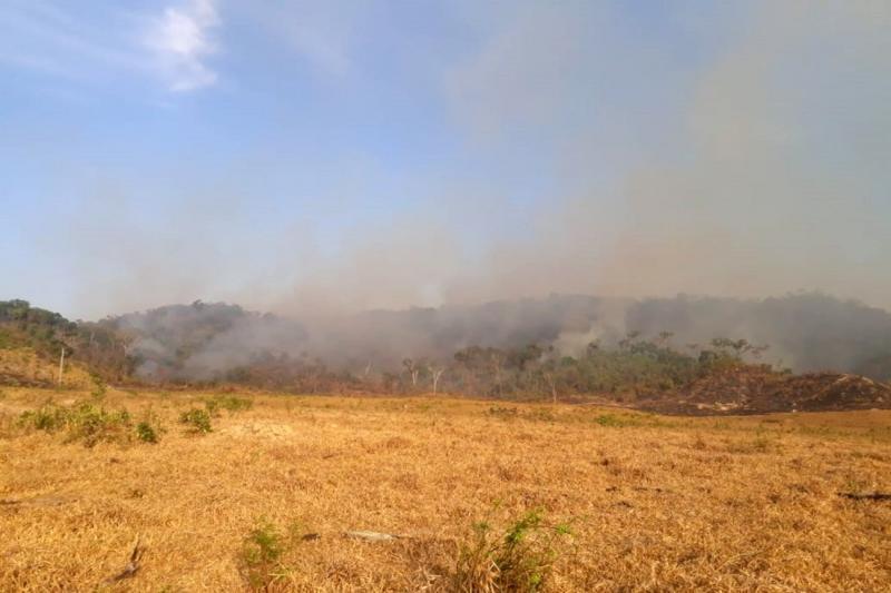 MPF recomenda apoio da PM em ações de fiscalização ambiental no Pará