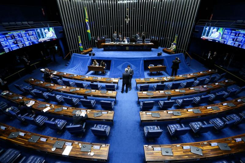 Senado inicia votação da reforma da Previdência no dia 24
