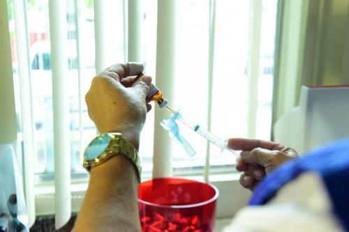 Susam disponibiliza doses extras da tríplice viral aos municípios