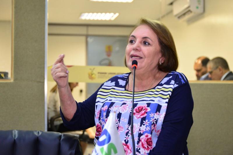 Therezinha Ruiz propõe audiência pública com APMCs dos Colégios Militares
