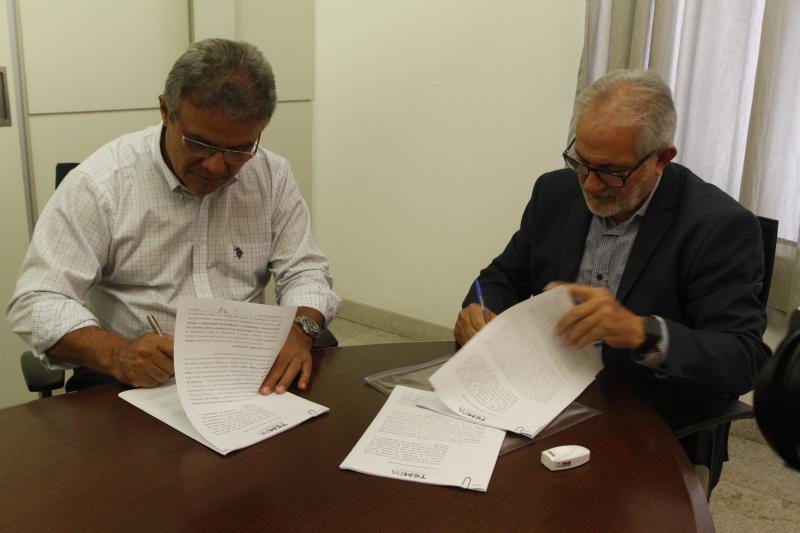 Prefeitura de Belém e TCM firmam convênio para auditar aplicação de recursos internacionais