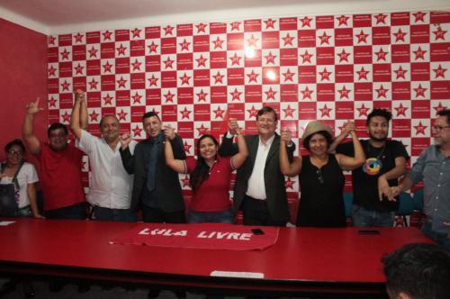 Valdemir Santana e Sabá Magalhães vão revezar presidência do PT, em Manaus