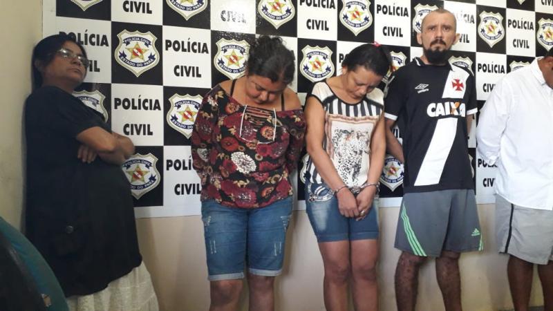 Operação 'Delivery' cumpre mandados de prisão e busca e apreensão por tráfico de drogas, no Pará