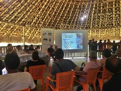Governo faz acordo com Waimiri Atroari para linhão de energia entre Manaus-Boa Vista