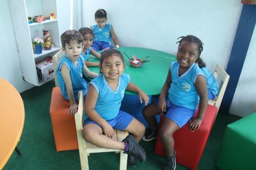 Prefeitura inaugura complexo pedagógico para alunos da educação infantil