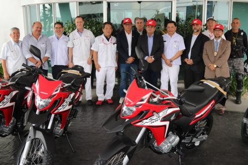 Polícia usará motos descaracterizadas para investigar roubos em ônibus de Manaus