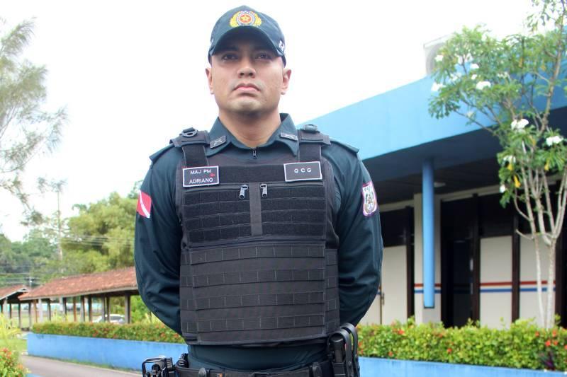 Fardamento da Polícia Militar do Pará muda a partir desta sexta (20)