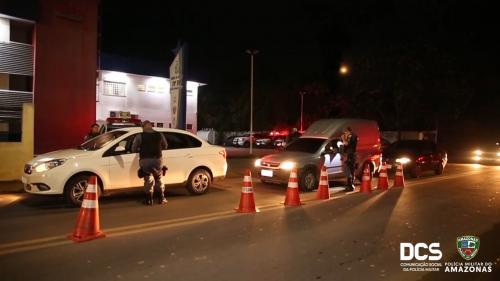 PM recupera 14 veículos roubados no Amazonas