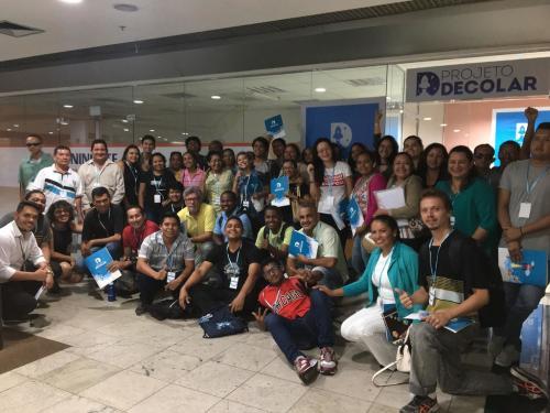 Em Manaus, ações de empreendedorismo alcançam o 1º lugar da região Norte e o 8º no país
