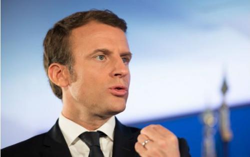 Macron anuncia 500 milhões de dólares para preservação da Amazônia